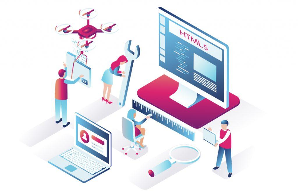 Diseño web corporativas en vigo